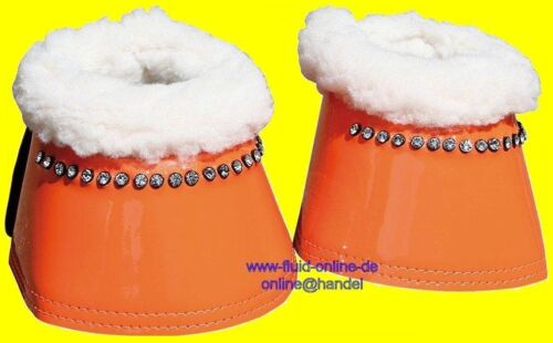 Harry/'s Horse Spring cloches Diamond verni 33600021 en néoprène intérieur orange taille S