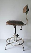 Chaise Atelier Design Vintage 1950 en Métal années 50 60