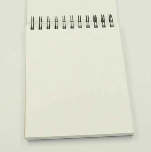 Fruit//Horse A5 Artists Sketch Pad Drawing Pads Artist Spiral Bound 120 Page Book