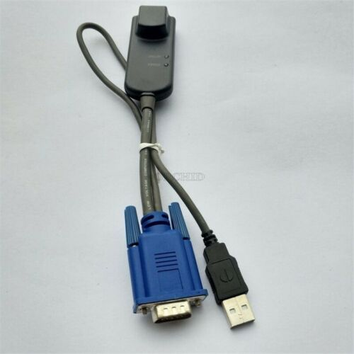 Industrial Automation & Motion Controls Used Avocent Kvm Usb ...