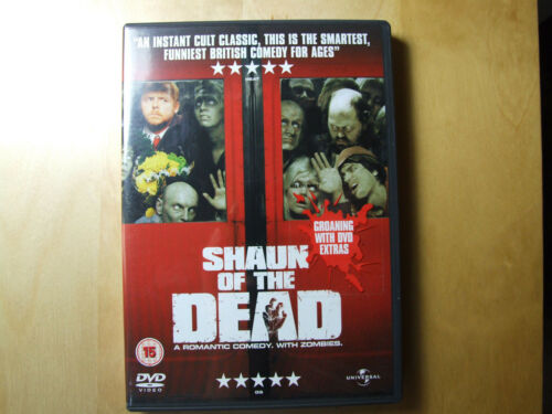 1 of 1 - Shaun of the Dead DVD
