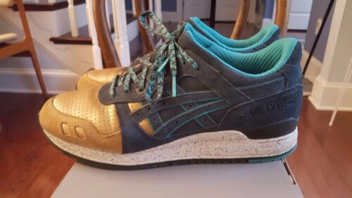 X Concepts Ronnie Asics Fieg 9 Size Lies Three Kith T7xdqvB