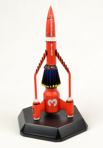 1  Thunderbird 3 Figure       US SELLER Konami Thunderbirds Vol