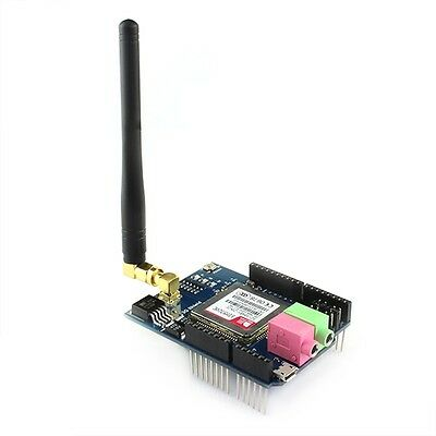 3G/GPRS/GSM Shield for Arduino - European version SIM5320E