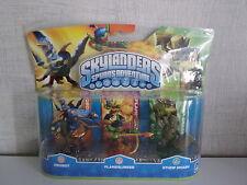 Skylanders-Drobot, Flameslinger, Stump Smash-NUOVO & OVP