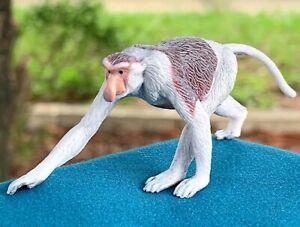 NEW Realistic Beautifully Detailed Hand Painted Gibbon Ape Monkey PVC Figure