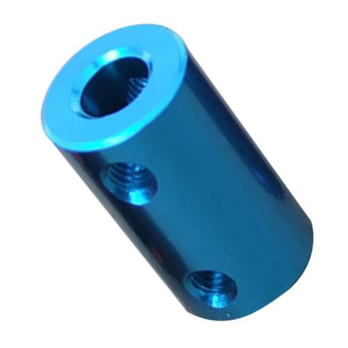 Aluminum Alloy Flexible Coupling Elasticity Motor Coupler 6.35mm-8mm