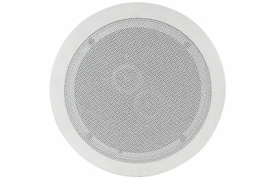 "16.5cm (6.5"") Dual Voice Coil Ceiling Speaker With Dual Tweeters Flush Mount"