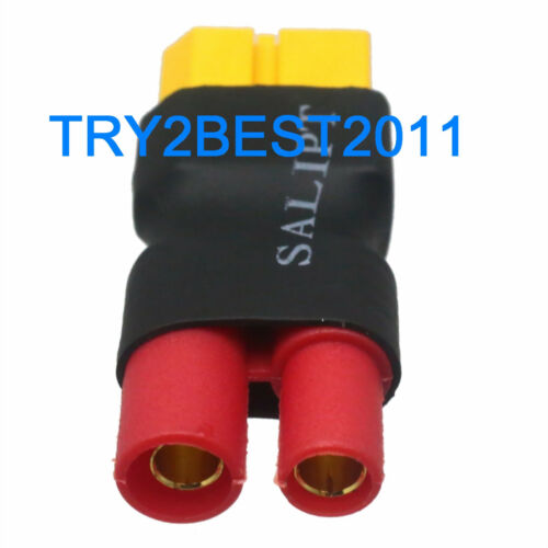 XT60 Female to HXT 3.5mm Female LiPo Battery Adapter for Syma X8 X8G X8C X8W