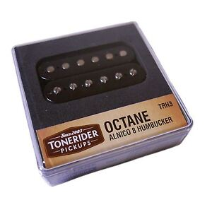 tonerider octane alnico 8 humbucker bridge guitar pickup 5060464378621 ebay. Black Bedroom Furniture Sets. Home Design Ideas