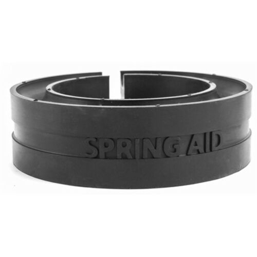 Etech 1825mm Sa001x10 Suspension Rubber 18-25mm Black Coil Spring Aid