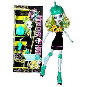 Monster High SKULTIMATE Roller Maze LAGOONA BLUE Roller Derby