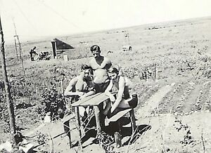 WWII German RP- Army Soldier- Semi Nude- Gay Interest