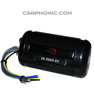 High-Low-niveau-level-Adaptateur-Cinch-Line-Out-Converter-avec-schaltplus-Remote-12-V