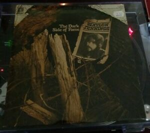 Waylon-Jennings-The-Dark-Side-of-Fame-1976-reissue-ACL-7019-unopened-Pickwick