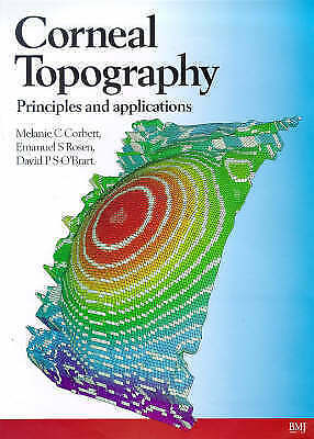 Corneal Topography : Principles and Applications-ExLibrary