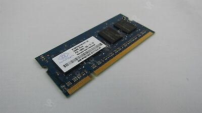 Nanya 256MB PC2-5300 DDR2-667MHz Non-ECC CL5 200pin SODIMM NT256T64UH4A1FN-3C