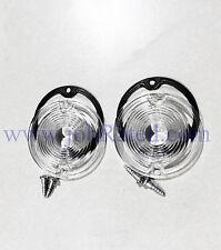 Dodge Truck 66 67 68 69 70 71 Reverse Backup Light Lenses & Gasket & Screws