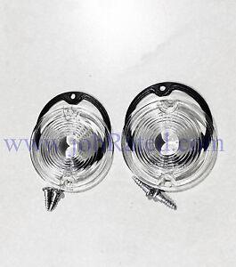 Dodge Truck 66 67 68 69 70 71 Reverse Backup Light Lenses