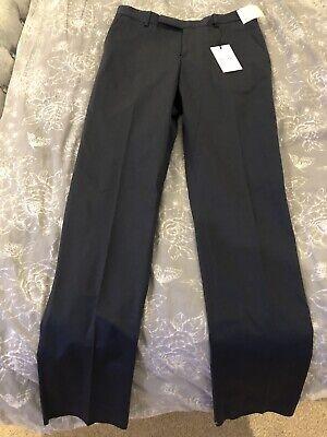 100% Vero Paul Smith Da Uomo Moderno Fit Pantaloni - 32/34-rrp £ 215-nuova Con Etichetta-affare-blu-mostra Il Titolo Originale Tecniche Moderne