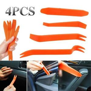 4PCS-Car-trim-Removal-Tool-Kit-Door-Clip-Panel-Body-stereo-Audio-Radio-Pry-tools