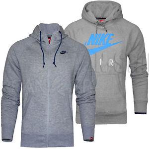 8777ad102 Nike Men's Fleece hoodie Sweatshirt Jumper Longsleeve Tops Casual ...
