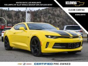 2018 Chevrolet Camaro 1LT