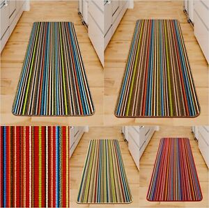 New Small Large Machine Washable Colourful Kitchen Mats