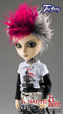 Taeyang Horizon H.Naoto Anarchy Jun Planning fashion doll pullip in USA
