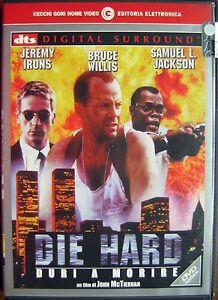 DVD-Film-DIE-HARD-3-Duri-a-Morire-1-Edition-DVD-Bruce-Willis-Samuel-L-Jackson