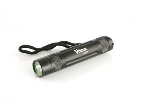 chargeur et batt. Viking s lumière rechargeable LED Cree mini lampe de poche torche kit
