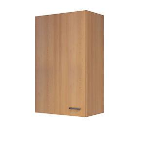 Küchen Hängeschrank Extrahoch Oberschrank Küche Küchenschrank 1 Tür 50 Cm Buche Ebay