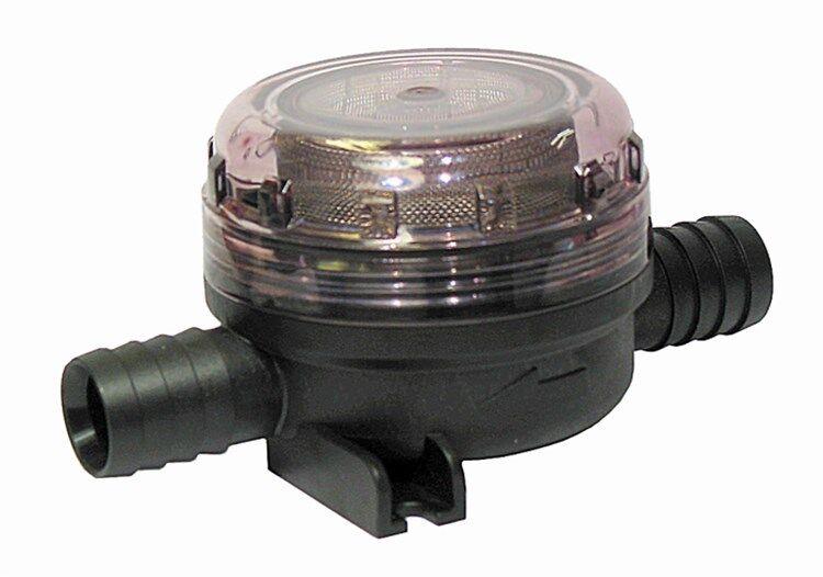 """Jabsco 15 mm Wasserfilter 46400-0002 PAR Druckwasserpumpen 1//2 /"""""""