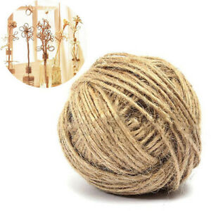 50-100M-Natural-Brown-Jute-Hemp-Rope-Twine-String-Cord-Shank-Craft-Making-DIY-Ba