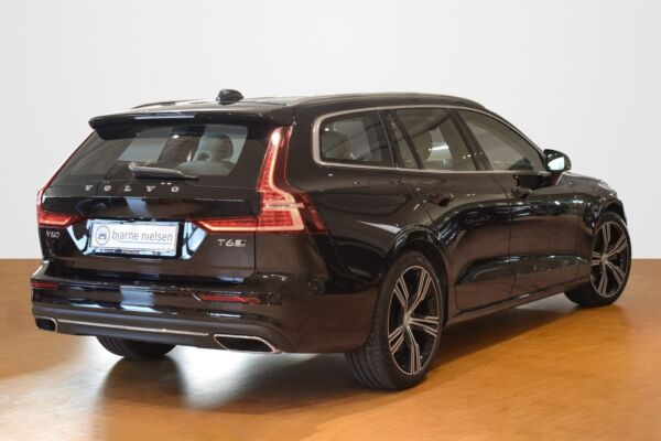 Volvo V60 2,0 T6 310 Inscription aut. AWD - billede 2