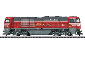 Marklin-37215-Lourde-Locomotive-Diesel-G-2000-Serf-Mfx-Son