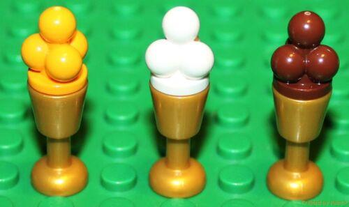 Lego 3x Ice Cream NEW!!!