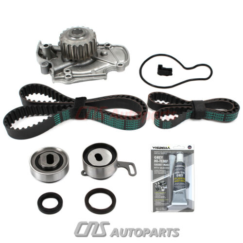 "Fits 90-97 Non-VTEC Honda Accord 2.2 /""HNBR/"" Timing Belt Water Pump F22A//B//B2//B6"