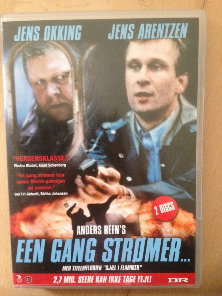 En gang strømer , DVD, TV-serier