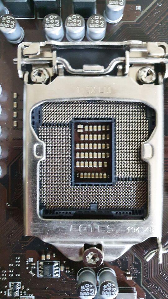 Bundkort, Msi, Z390-A Pro