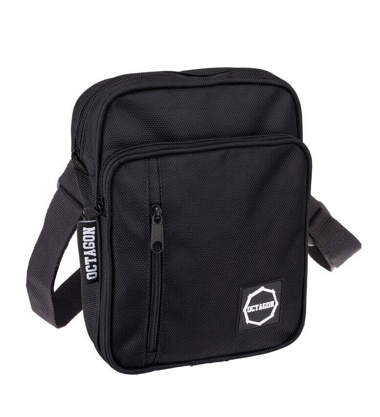 Octagon Crossbody Bag MMA, Streetwear, Sport, High Quality KSW Pit bull
