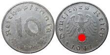 J371   10 Pfennig  1941 D    502717