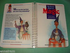The Klutz Book of Magic by Michael Stroud and John Cassidy (1989, Hardcover)