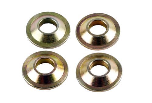 4x Pack M12 Metric Misalignment Spacers Washer for use with Rod Ends