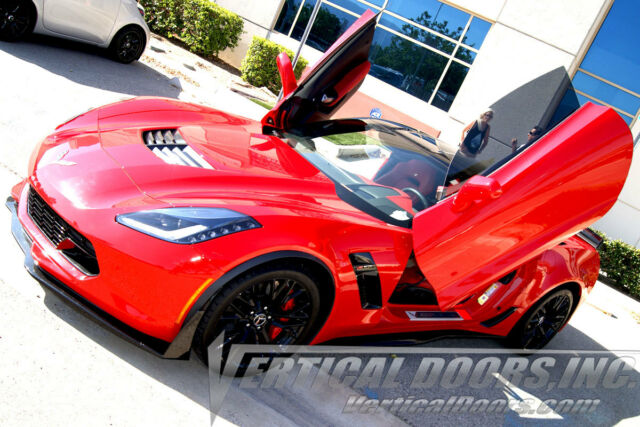 C7 CORVETTE STINGRAY u0026 Z06 2014-2018 VERTICAL Door Inc. LAMBO DOOR (MAKE & Chevy Corvette C7 STINGRAY Vertical Doors Inc Kit lambo doors OFFERS ...
