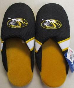 e88a79a41d5 New Missouri Tigers MIZZOU Slippers Unisex Adult Mens Size L-XL  25 ...