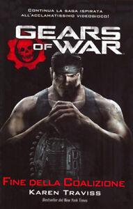 Gears Of War Fine Della Coalition Vol. 1 (De 2) Livre Multiplayer