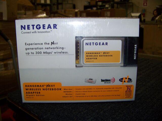 NETGEAR WN511T WIRELESS ADAPTER DRIVERS FOR WINDOWS XP