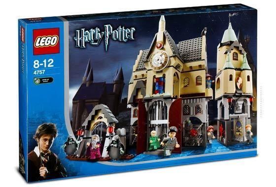 lego harry potter hogwart 39 s castle 2004 4757 ebay. Black Bedroom Furniture Sets. Home Design Ideas