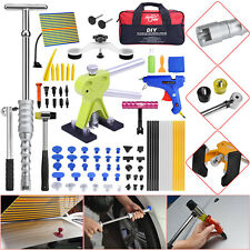 PDR Dent Lifter Slide Hammer Puller Paintless Hail Repair Tool Kits Bag Glue Gun